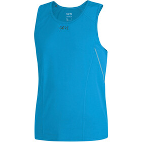 GORE WEAR R5 Sleeveless Top Men, dynamic cyan